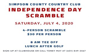 SCCC Independence Scramble