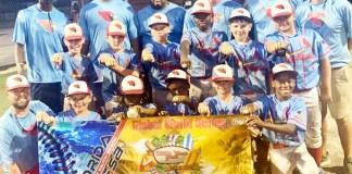 USSSA Global World Series Team