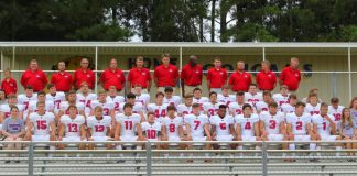 SCA 2020-2021 Football Team