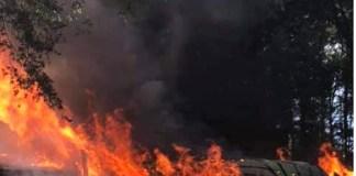 Freemen Fire