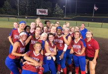 Simpson Academy Softball