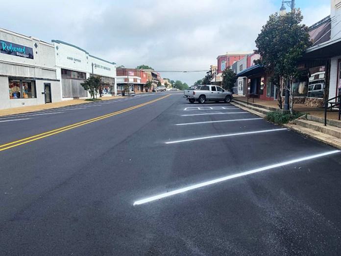Main Street Magee, MS