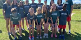 Simpson Academy CC Team