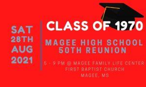 MHS Class of 1970 Reunion