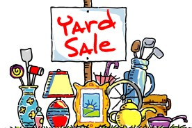 Goodwater Church to Hold Yard Sale