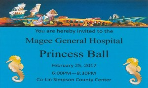 MGH PRINCESS BALL @ CO-LIN SIMPSON COUNTY CAMPUS | Mendenhall | Mississippi | United States
