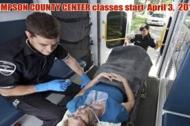 Emergency Medical Technician Classes