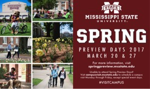 Registration open for MSU Spring Preview Days March 20 and 27