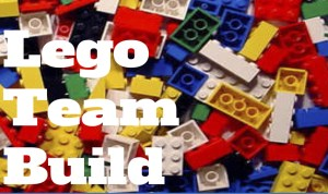 Teen lego @ the library