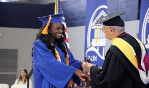 Co-Lin Graduation Wesson Campus