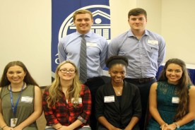 Co-Lin Students from Simpson Co. Awarded Scholarships