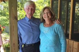 Happy Anniversary, Joe and Joyce!