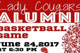 Lady Cougars Alumni Basketball Game