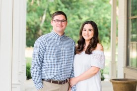 Rachel Elizabeth Wade and Jacob Renton Hudson to Marry