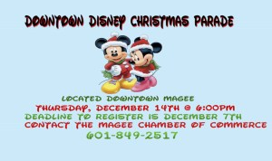 Magee's Christmas Parade
