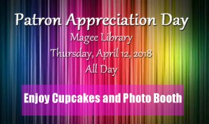 Patron Appreciation Day @ the Library