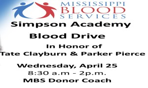 SCA Blood Drive