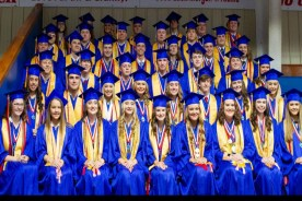 Congratulations to the SCA Class of 2018