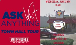 Ask Whit Anything! @ Ward's | Magee | Mississippi | United States