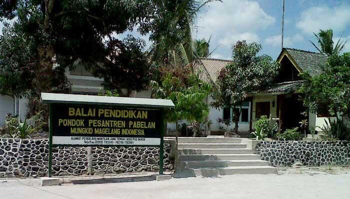 Pondok Pesantren Pabelan Mungkid Magelang