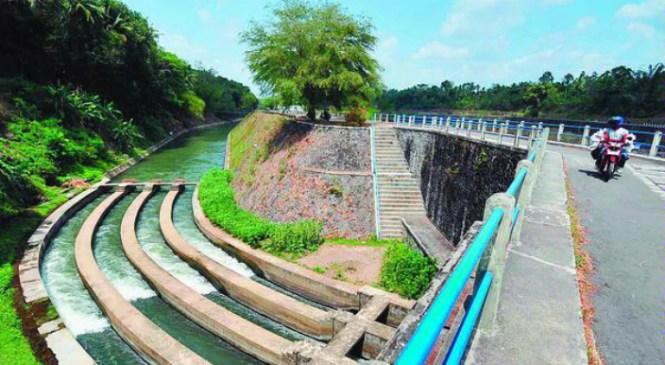 Wisata Dam Air Ancol Bligo