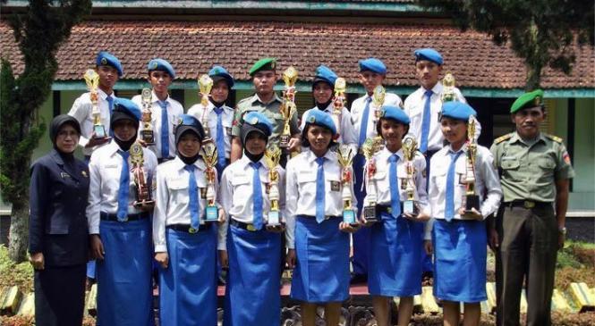 SMK KESDAM IV / Diponegoro