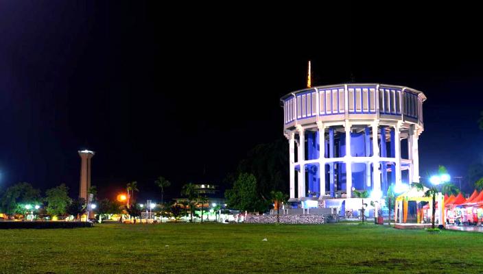 Menara Air Kota Magelang