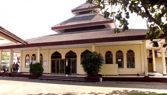 Masjid Asy Syifa RSI