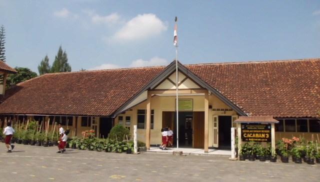 SD Negeri Cacaban 3 Kota Magelang