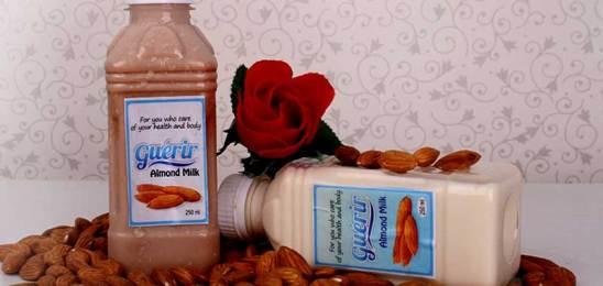 Susu Almond Guérir Susu Untuk Kesehatan
