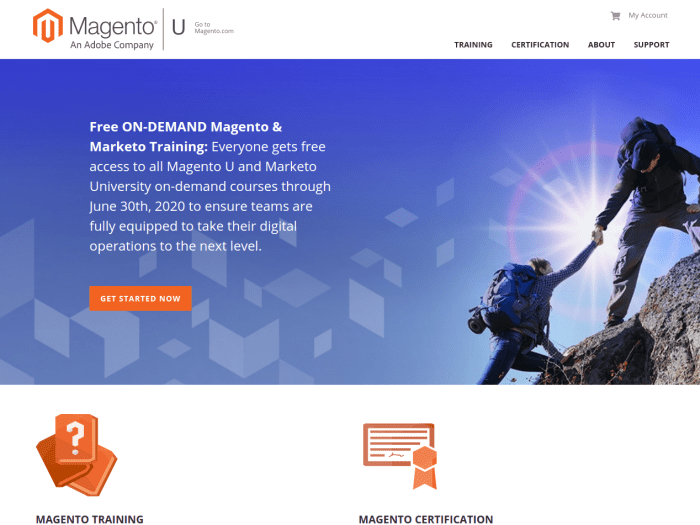 magento2 training overview magenaut blog