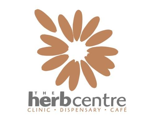 Herb Centre logo. Brands for New Zealand companies, Christchurch, New Zealand.
