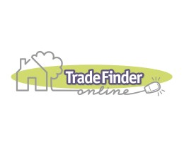 TradeFinder online logo. Tradefinder Online was a New Zealand Home Improvement Trade Directory start-up. Brands for New Zealand businesses, Christchurch.