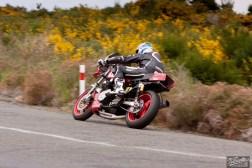 Bluff Hill, Bluff HIll Climb, Burt Munro Challenge, Classic Pre '82, Kevin Kinghan, Motupohue, New Zealand, NZ Hill Climb Champs, Rider 222, Suzuki GS1000S 1085