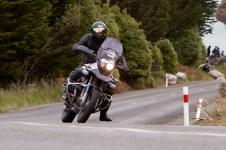 Bluff HIll Climb, BMW GS 1150, Burt Munro Challenge, Flagstaff Road, Motupohue, New Zealand, NZ Hill Climb Champs, Open Class, Rider 3, Stephanie Rondel