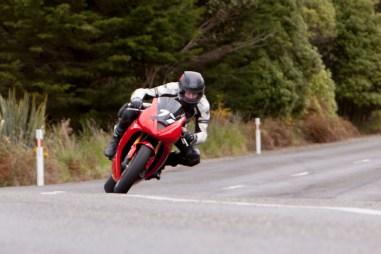 Ben McConochie, Bluff HIll Climb, Burt Munro Challenge, Flagstaff Road, Motupohue, New Zealand, NZ Hill Climb Champs, Open Class, Rider 77, Triumph Daytona 675