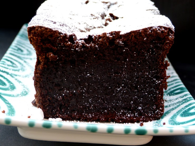 schokoladenkuchen mit roter bete nigel slater