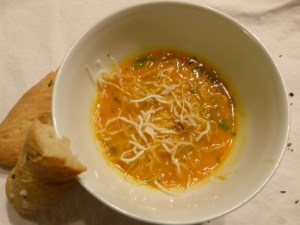 gerc3b6stete-tomatensuppe