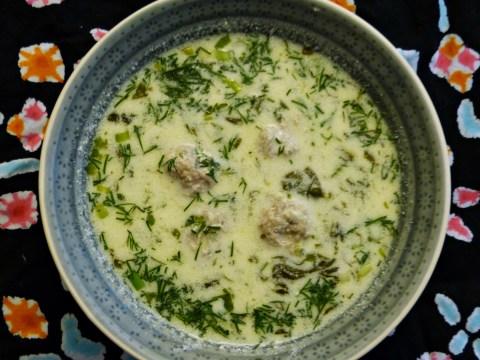 joghurt-suppe