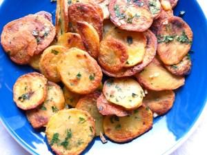 pommes de terre à la sarladaise