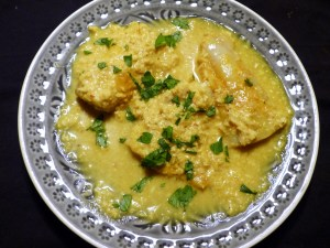 goan fishcurry