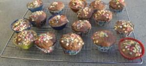 bananen-muffins-mit-schokolade