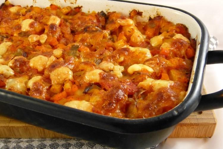 suppengrün-lasagne