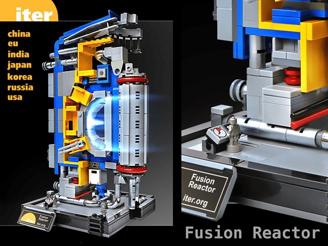 Lego ITER!