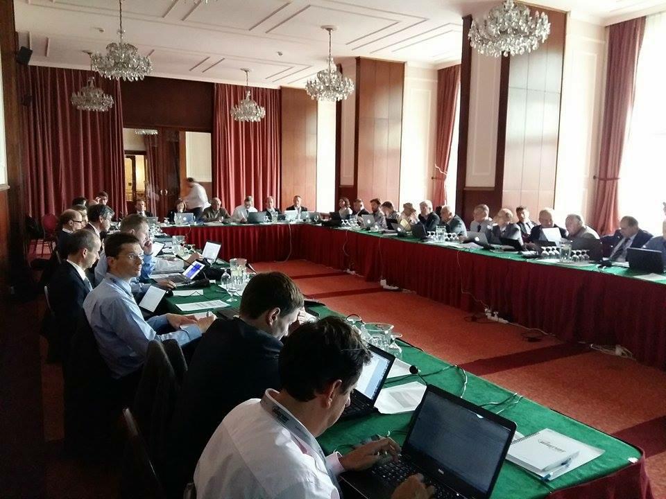 Budapesten tartotta idei harmadik ülését a General Assembly
