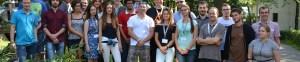Sikerrel zárult az első Nyalábemissziós-spektroszkópia (NyES) Nyári Iskola