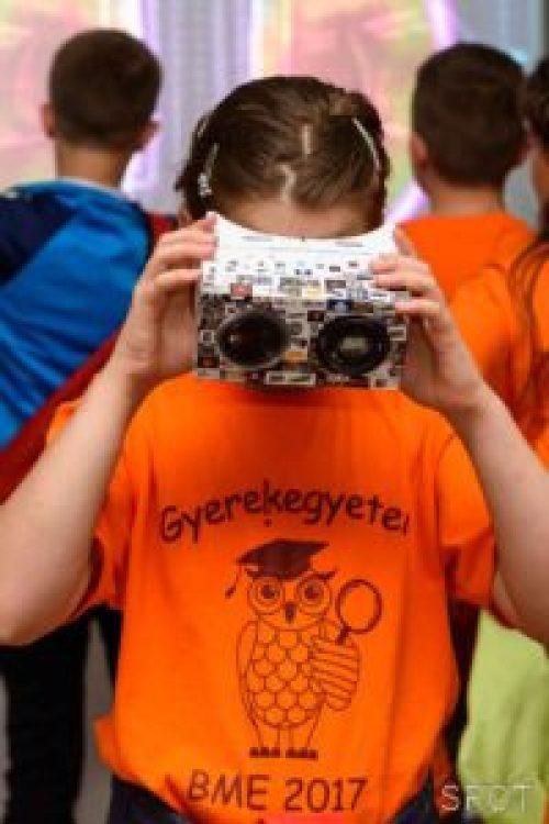 Gyerekegyetem 2017 BME fúzió Wigner fusion VR szemüveg
