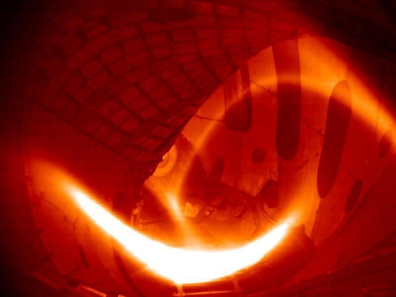 Wendelstein 7-X sztellarator first plasma