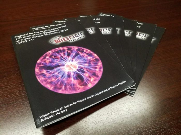 Wigner fusion ISFNT proposal brochure