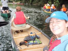 BELIZE- Canoeing the Sibune River